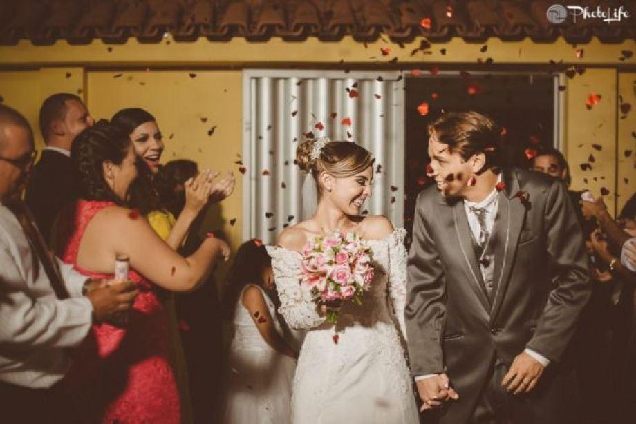 Casamento real e econômico | Eveline e Tiago