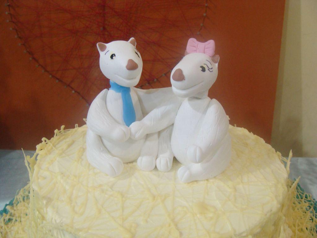 Inspiração   Os noivados da Beatriz e da Rosane