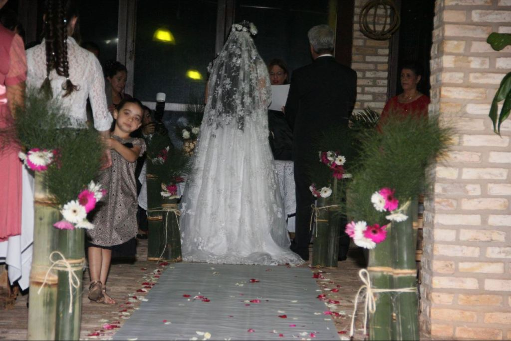 Casamento real e econômico   Solange e Balner