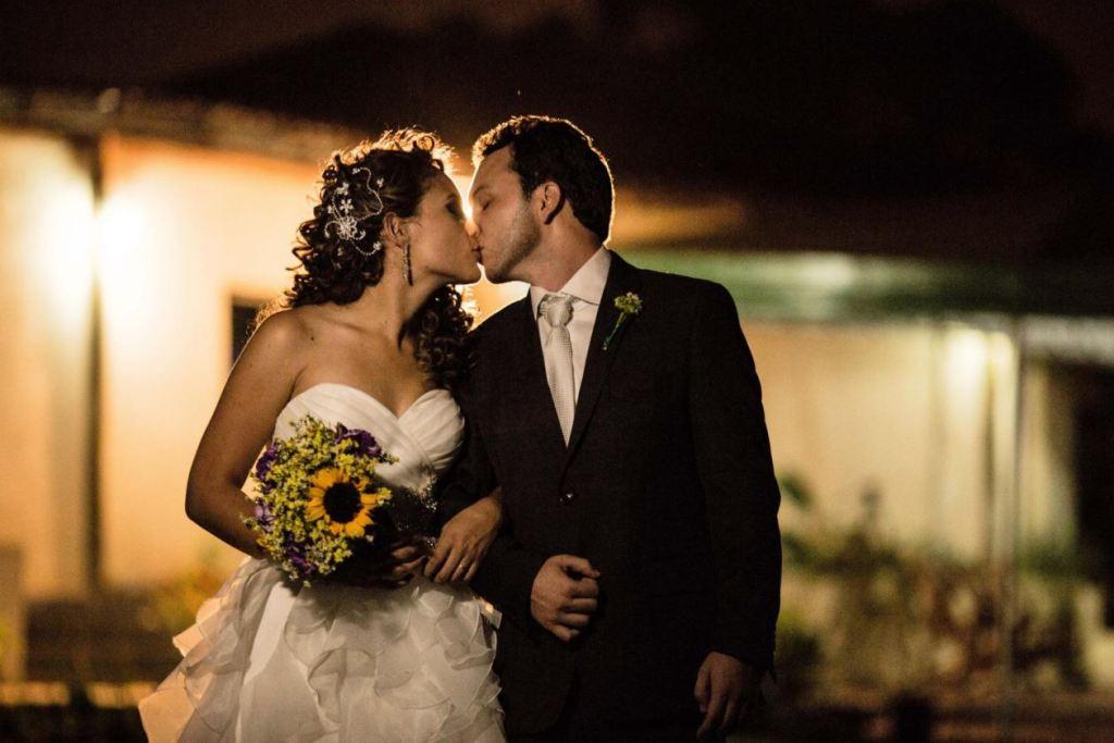 Casamento real e econômico | Bruna e Nino