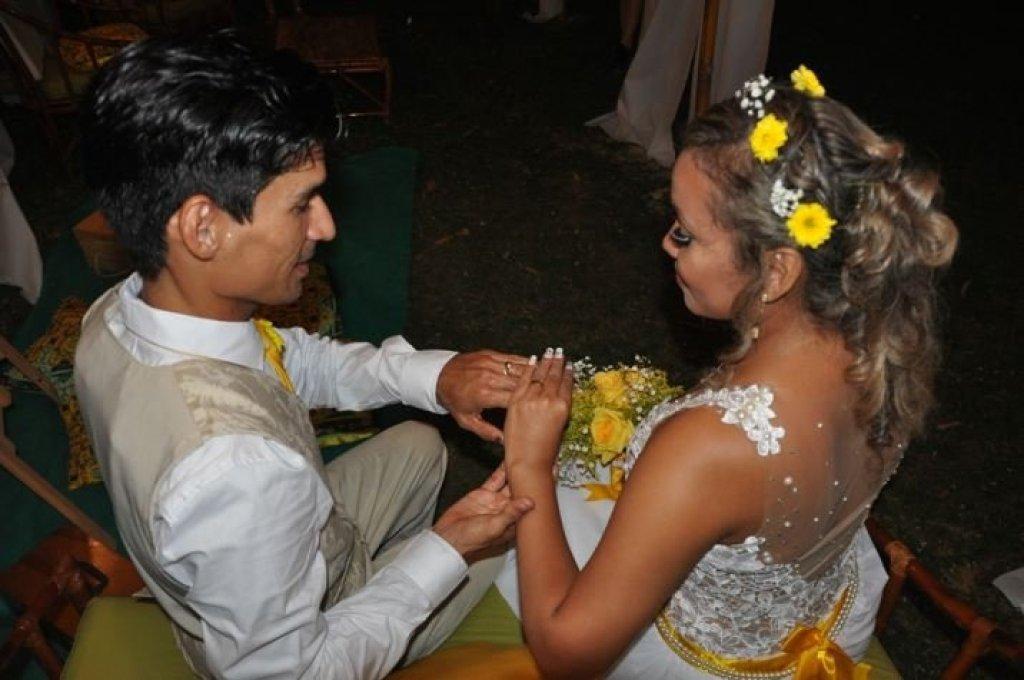 Casamento real e econômico | Camila e Junior