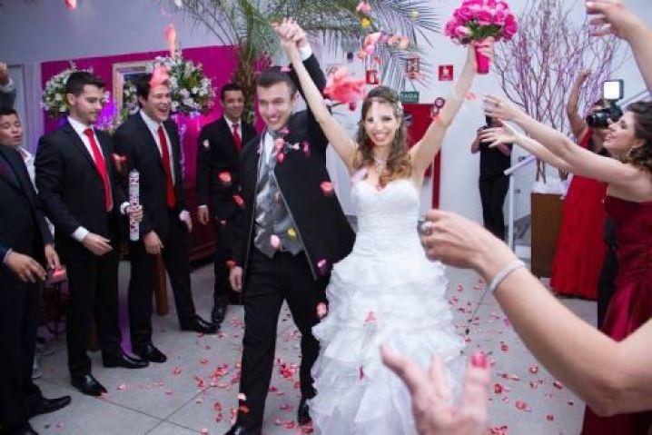 Casamento real e econômico   Mayra e Renan