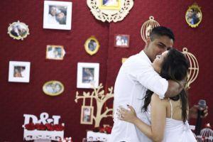 Noivado real e econômico | Lívia e Douglas