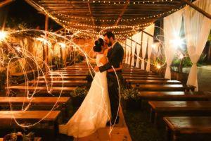Casamento real e econômico | Pâmella e Willian
