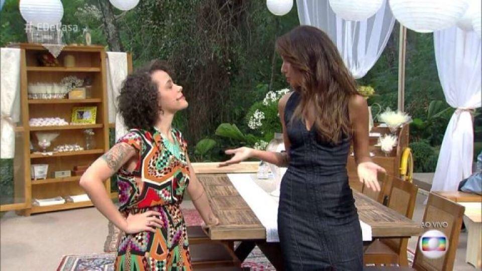 Patrícia Poeta É de Casa Sammia Ferreira Casando sem Grana Como decorar seu casamento com menos de mil reais