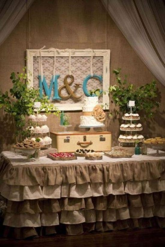 Como incrementar a mesa de doces do seu casamento