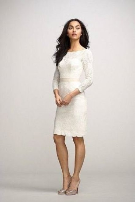 Modelos de vestido de noiva para segundo casamento | Casando sem Grana