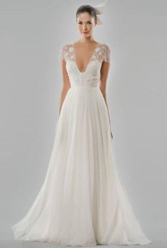 Tendências em vestido de Noiva