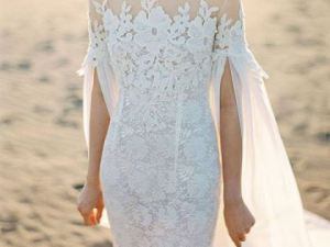 Bridal Cape: tendência!! Imagem http://static.onefabday.com
