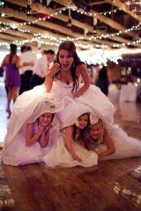 Casamento com crianças