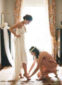 casando pela manhã