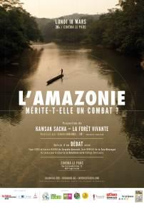 L'Amazonie mérite-t-elle un combat en Europe?