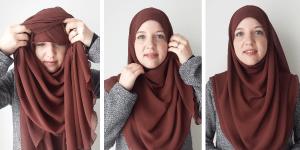 Instant Hijab CasaNour