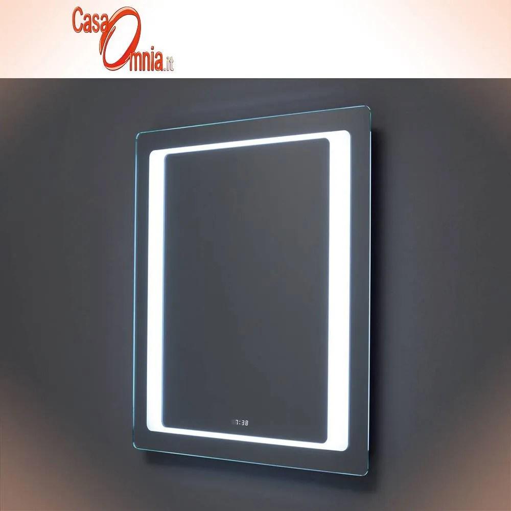 Miroir Salle De Bain Led Vanita E Casa Aquila Casaomnia
