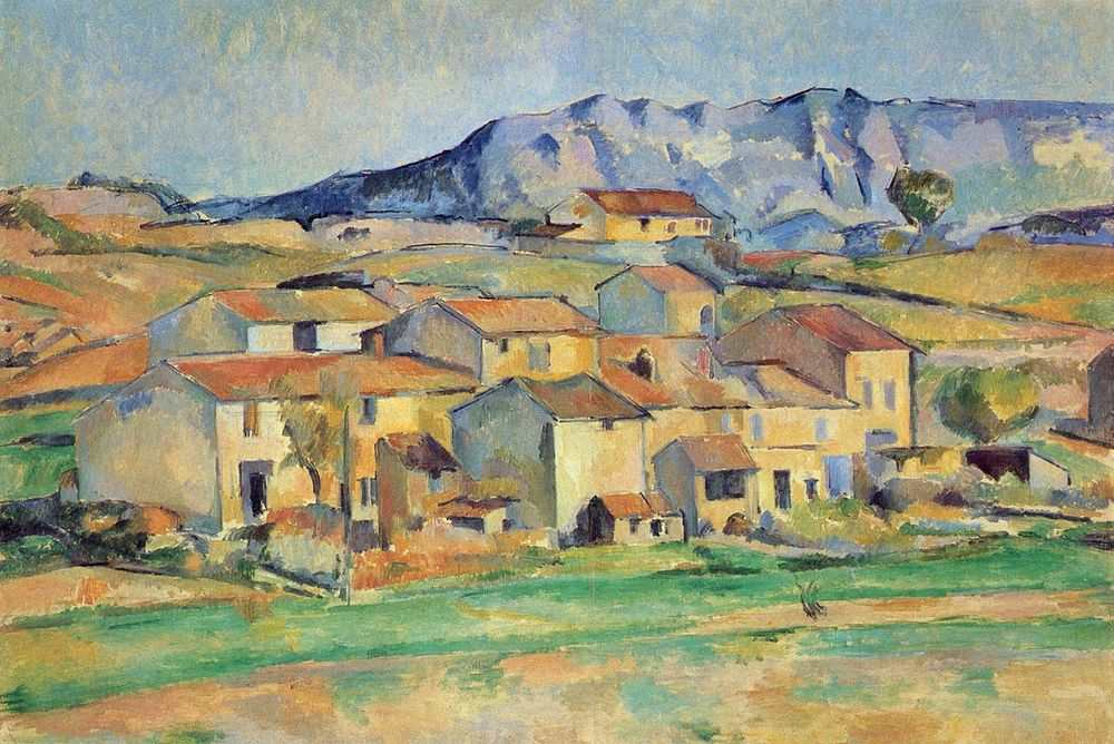 Decorar con arte: Paul Cézanne