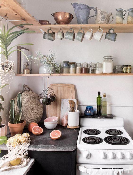 accesorios para una cocina minima