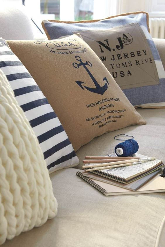almohadones veraniegos