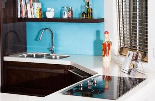 C mo ganar espacio en cocinas peque as for Aprovechar espacio cocina pequena