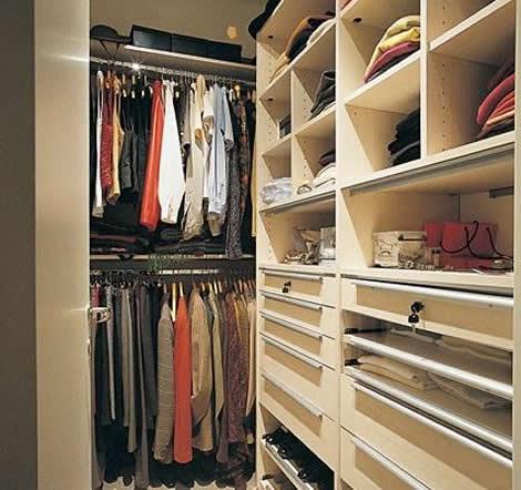 Como iluminar armarios y zonas de almacenaje - Armarios para almacenaje ...