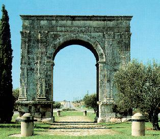 arquitectura romana