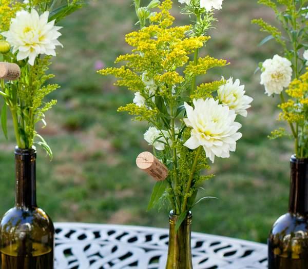 Arreglos Florales Con Botellas Recicladas