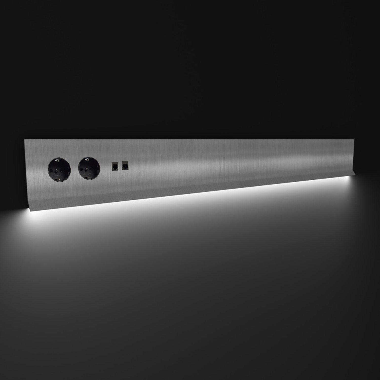 bañador de luz moderno