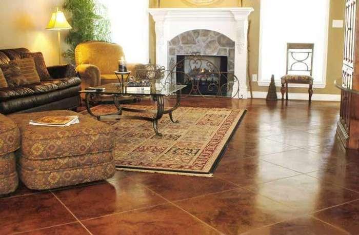 Cemento alisado una alternativa econ mica - Como calentar un piso de forma economica ...