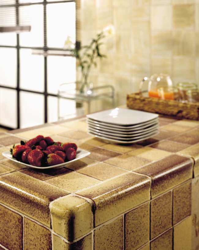 Cer micas para revestimientos y pavimentos de cocinas - Revestimiento para cocinas ...