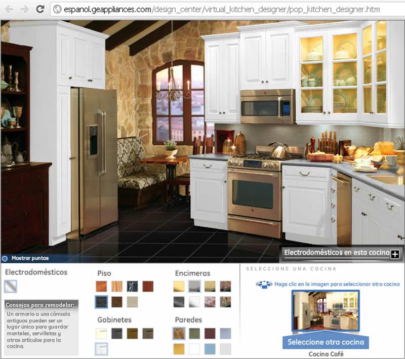 Ikea Cocina 3d. Herramienta De De Cocina Disenos De Cocinas En D ...