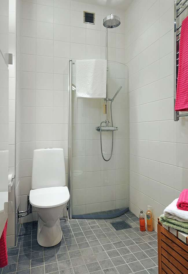 cómo decorar el baño en un apartamento