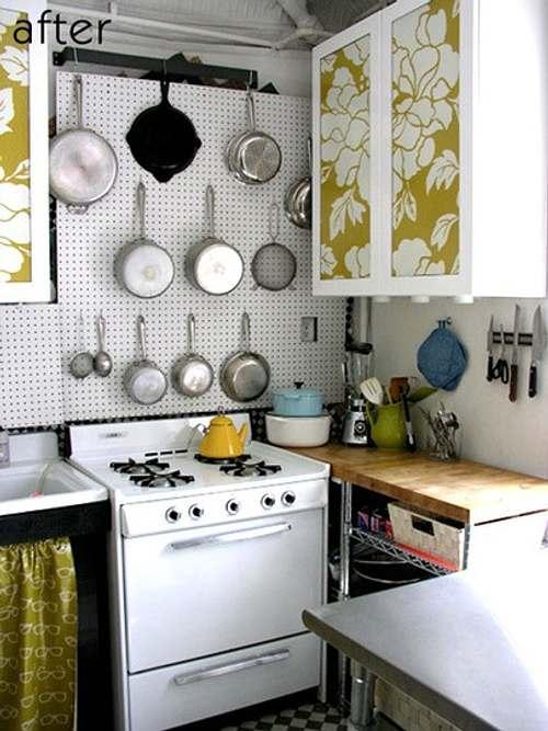 cmo decorar cocinas pequeas