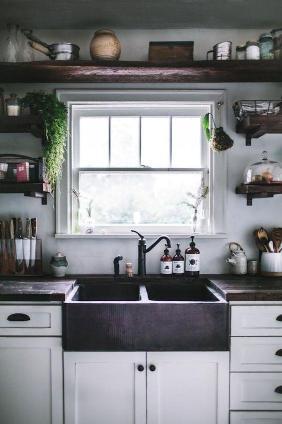 como organizar mini cocinas