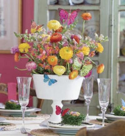 Decoracin con arreglos florales y centros de mesa thecheapjerseys Image collections