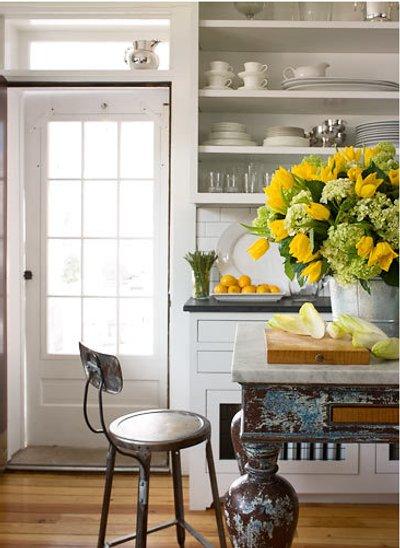 Decoraci n de cocinas peque as tips simples - Tips de decoracion ...