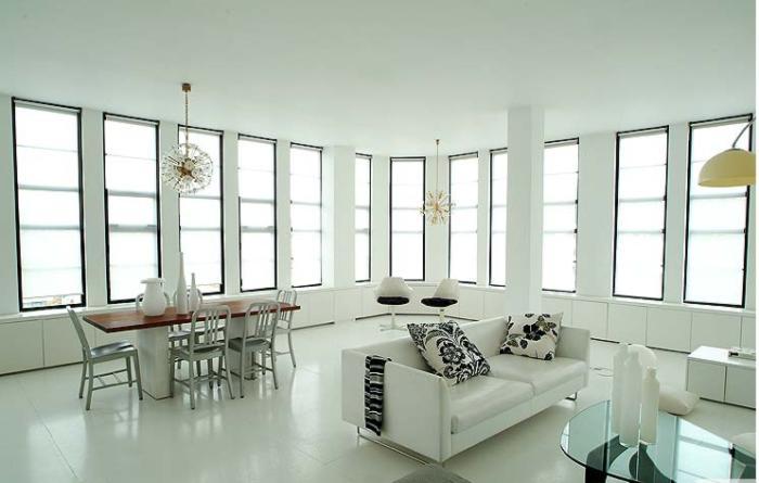 Decoraci n en blanco y negro - Todo sobre decoracion de interiores ...