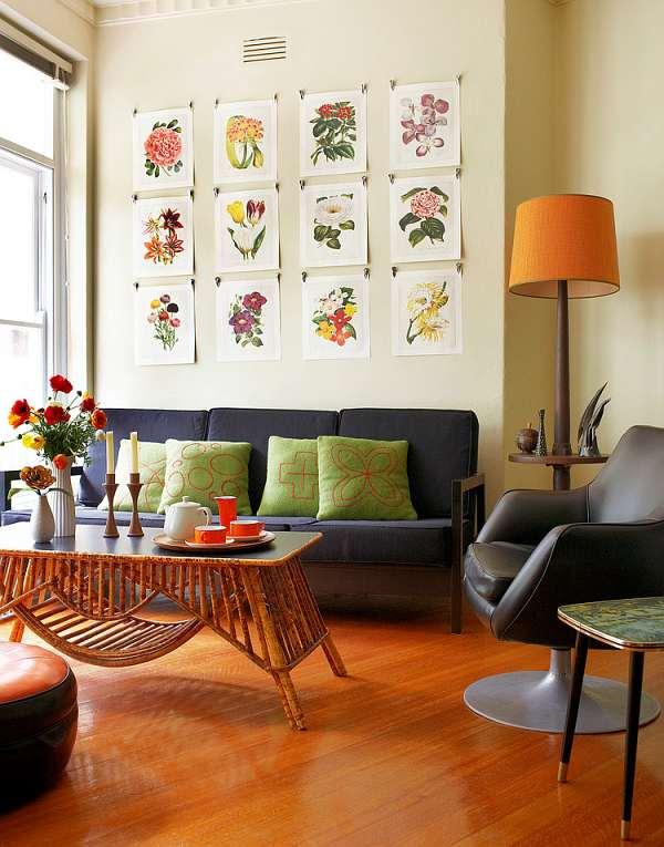 Creatividad para decorar paredes for Paredes originales
