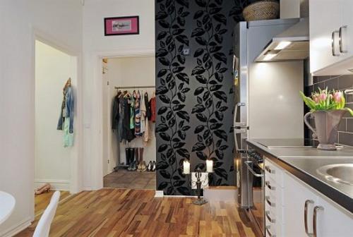 Dise o de un apartamento peque o y con estilo - Disenos de apartamentos pequenos ...