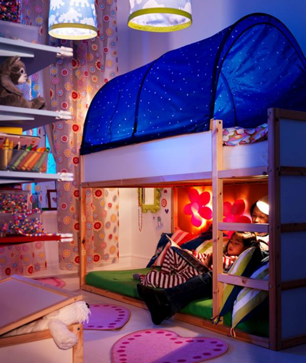 Dormitorios para Niños y Jóvenes por Ikea