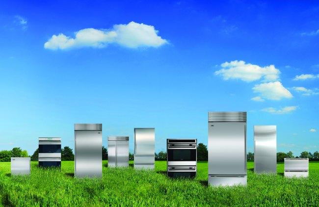 Electrodom sticos modernos y ahorro de energ a de wolf y - Electrodomesticos de diseno ...