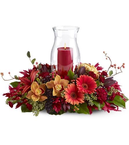 flores y velas un duo que funciona