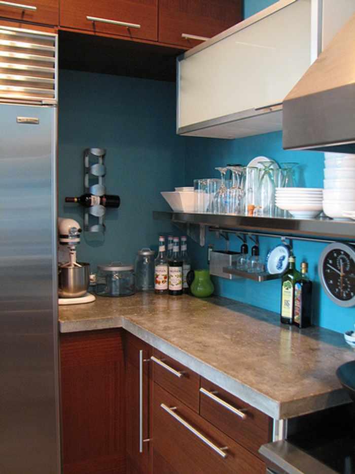 Encimera de cocina tipos de encimeras continuaci n - Encimeras de azulejos ...