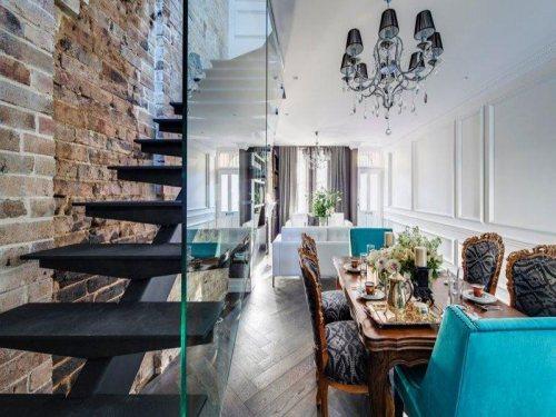 Escalera ideal para espacios peque os for Escaleras modernas para espacios pequenos