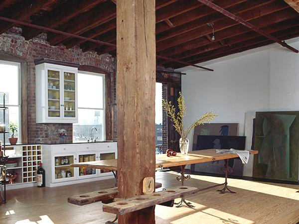 estilo y decoración loft