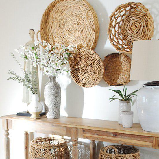 fibras naturales en interiores