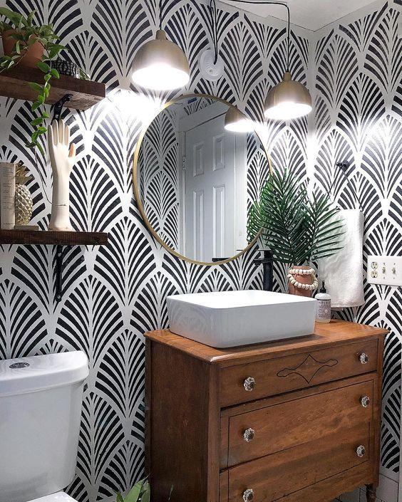 Suma un golpe de efecto a tu baño