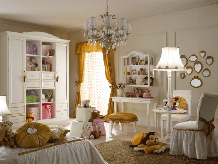 Dormitorios para j venes y ni as dise os de lujo for Disenos de cuartos de ninas