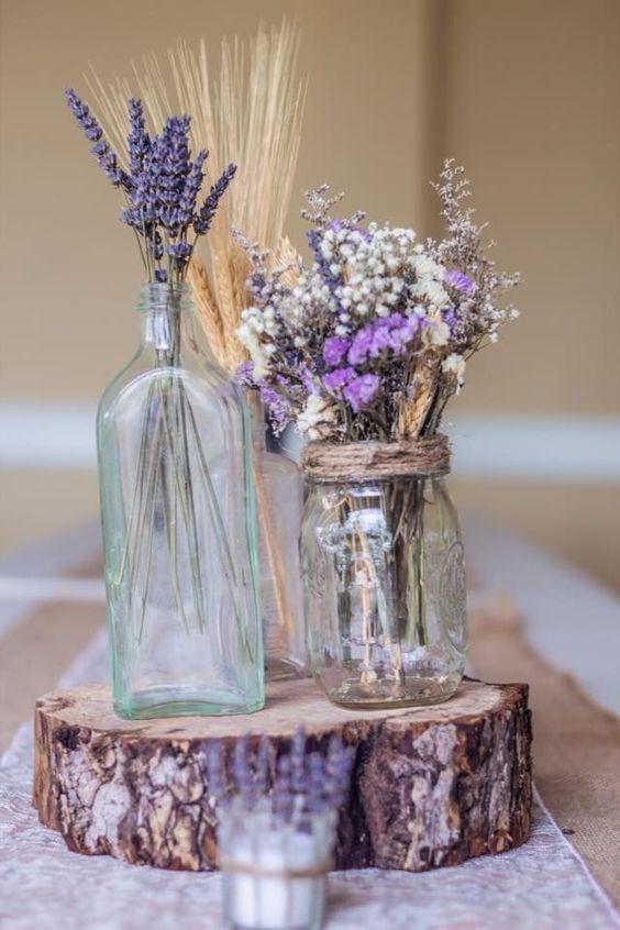 ideas para decorar con madera