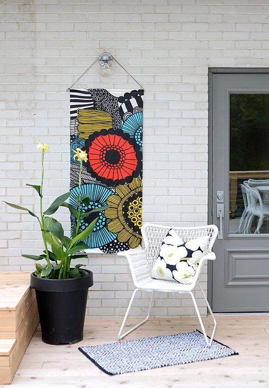 ideas para decorar muros