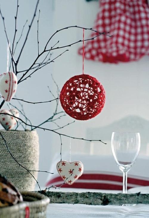 ideas para una mesa navideña