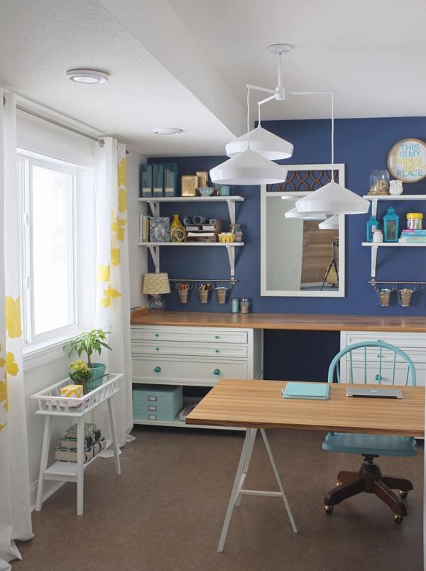 Los imprescindibles de una oficina en casa for Modelos de oficinas en casa